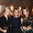 Jill Szoke, from left, Jennifer Reynolds and Tami Sales at the Friends of St. Jude Spring Happy Hour March 2015