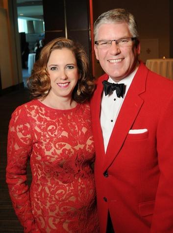 UHAA Gala 2015 Kimberly and Trey Wilkinson