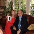 Cindi Rose and Mayor Rudy Guiliani