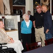 9005 Astros Opening Day with Barbara and George H.W. Bush April 2014