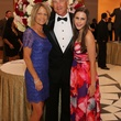 6 Houston Wine & Roses Gala May 2013 Kathy Frederickson and Paul Frederickson and Kristen Frederickson