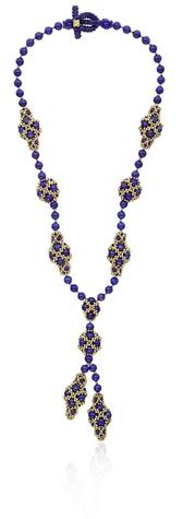 Chris Davies Four Winds Sautoir necklace