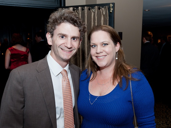 4, Houston Health Museum gala, September 2012, Peter Tropoli, Sarah Tropoli