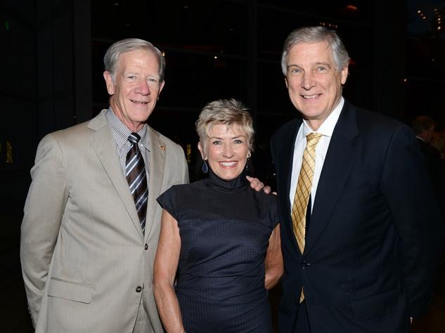 Diane & John Scovell, Dana Juett, Momentus Institute