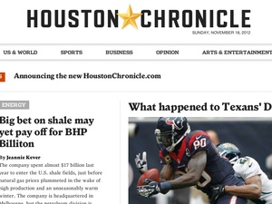 Houston Chronicle, houstonchronicle.com