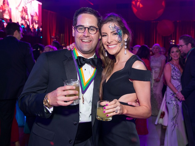 56 Beau Yarbrough and Erin Kay at the San Luis Salute February 2015