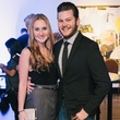 5 Sara Carpenter and Sonny Patten at CultureMap fifth anniversary birthday party October 2014