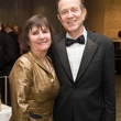 Leslie and Brad Bucher at the MFAH Latin American Experience November 2013