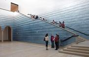 Austin Photo: Places_Arts_Blanton_Museum_Stairway