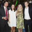 Josh laughry, Lauren laughry, Tierney Kaufman, Jared Hutchins, affair of the art