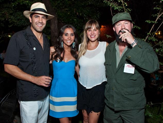 News_001_Hot Night in Havana_July 2011_James Gietz_Hasti Taghi_Emily McAleer_John McAleer