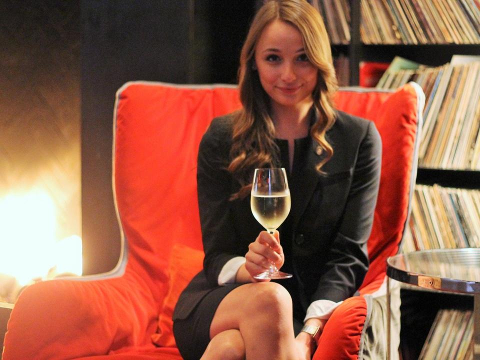 Melissa Lamb sommelier
