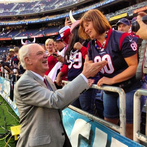 Bob McNair Texans San Diego