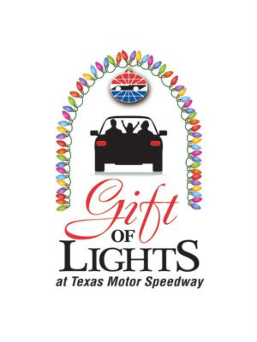 2013 gift of lights snow at texas motor speedway event for Holiday inn near texas motor speedway