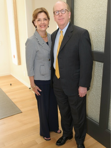 Beverly and Al Childs, building hope dinner