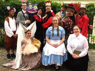 Company Onstage presents Alice in Wonderland