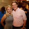Piper and Adam Faust at the LifeHouse fundraiser October 2013