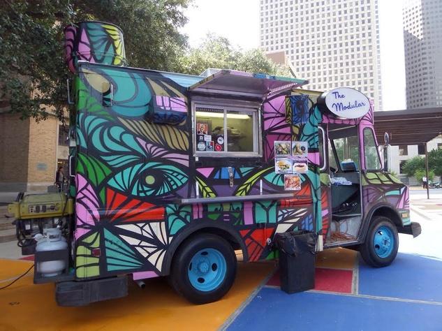 The Modular food truck