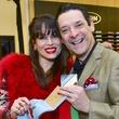 45 Karina and Carlos Barbieriat Dress for Dinner February 2014