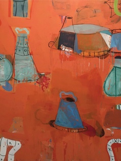 "Gremillion & Co. Fine Art, Inc. presents Gary Komarin: ""The Blue Palm of Desire"" opening reception"