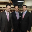 3334, Zadok Jewelers, grand wedding band event, March 2013, Gilad, Jonathan and Segev Zadok