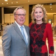 Mike and Carol Linn at the Women of Distinction announcement party October 2014