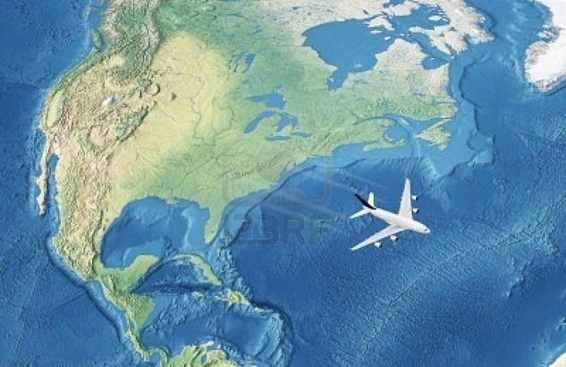 Austin photo: News_Europe Flight_Map
