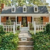 7006 Santa Monica Dr. house for sale in Dallas