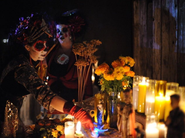 Day of the Dead in Austin 3114