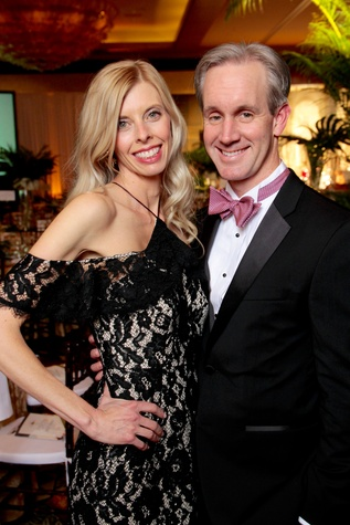 Houston, West University Park Lovers' Ball, February 2018, Jennifer Blum, Daniel Blum