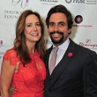 Ting and Sam Governale at the Holly Rose Ribbon Foundation Day dinner September 2014