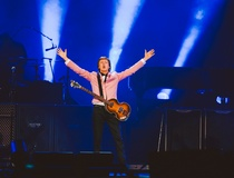 Arden Ward: A close-up look at Paul McCartney's first ever Austin show
