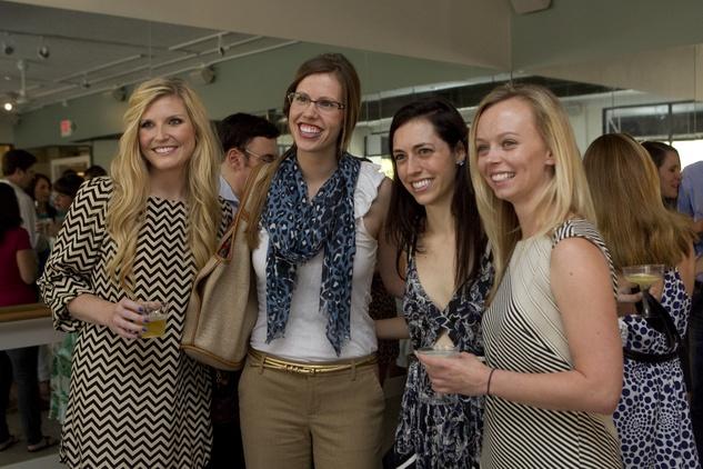 News_Define West U grand opening_May 2012_Meredith Scaggers_Chance Henke_Bene Petty_Tanya Teske.jpg