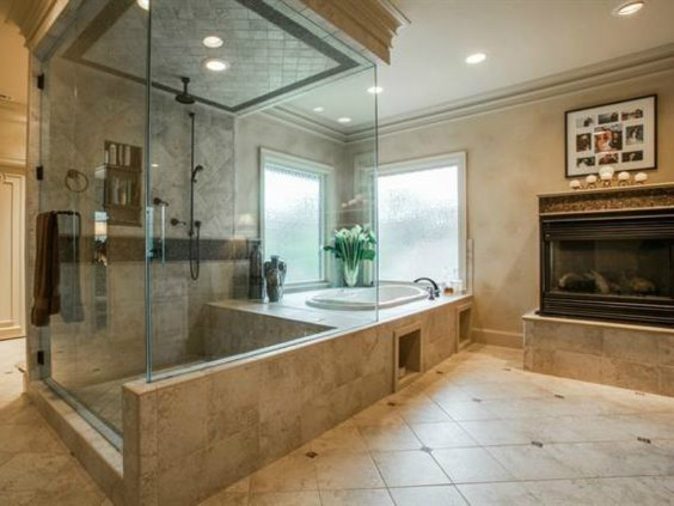 6047 woodland dr house for sale in dallas - Luxurious Bathrooms