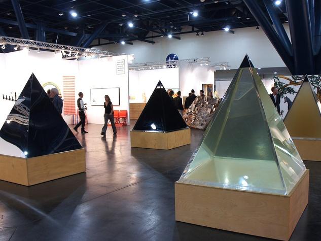 Texas Contemporary Art Festival, wrap up, October 2012