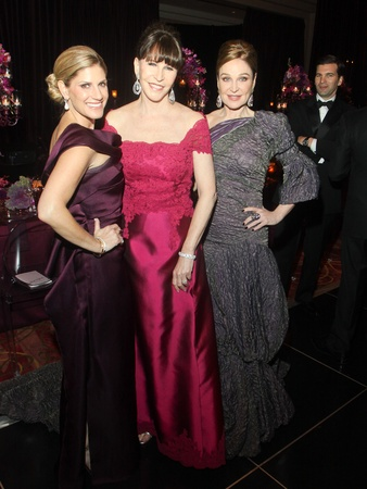 News_Houston Ballet Ball_February 2012_Greggory Burk_Shelby Hodge_Becca Cason Thrash