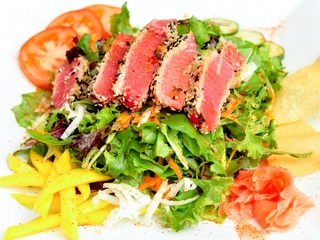 News_Pub Fiction_new menu_ahi tuna salad