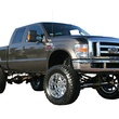 Ford F250 with lift kit