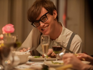 Eddie Remayne in The Theory of Everything