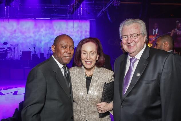 CAMAC 30th anny gala, Jan. 2016, Mayor Sylvester Turner