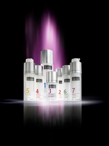 IOMA cosmetic line, skin care, Saks