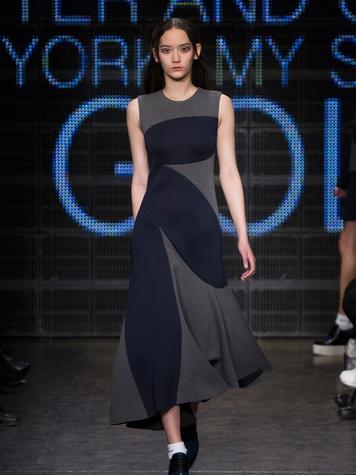 18 Clifford Fashion Week New York Fall 2015 DKNY February 2015
