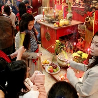 Houston Arts Alliance's Folklife + Traditional Arts/Exploring Lunar New Year