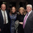 43 Steve and Amber Mostyn, left, and Sheridan and John Eddie Williams at the Bon Vivant Dinner January 2014