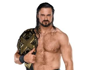 WWE NXT Champion Drew McIntyre