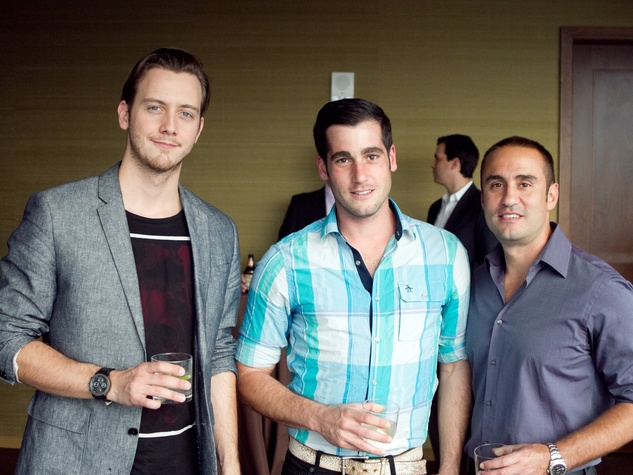 Center for Child Protection 25th Anniversary at The Austonian Reuel Greg Martinez Andrew Rice