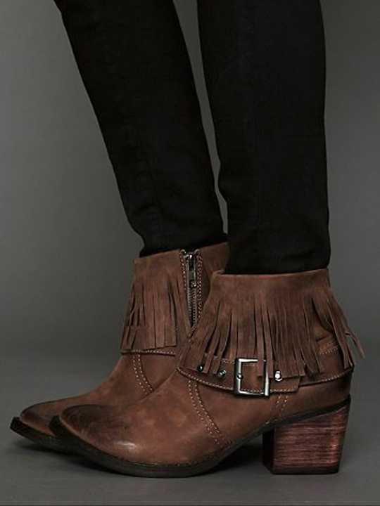 boots, Free People Prey ankle boot, $198