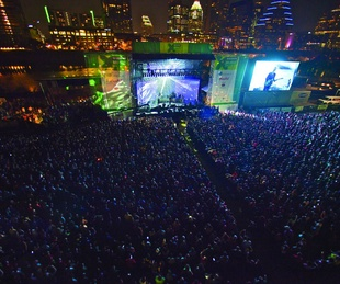 Spoon Auditorium Shores SXSW 2015