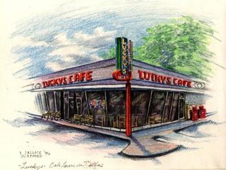 Lucky's Cafe