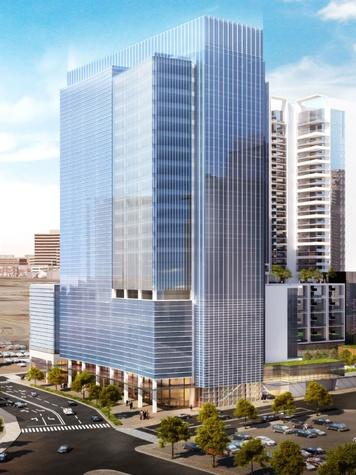 Union Dallas rendering